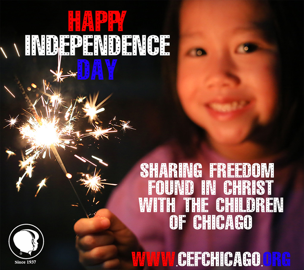 Sharing Freedom on Independence Day