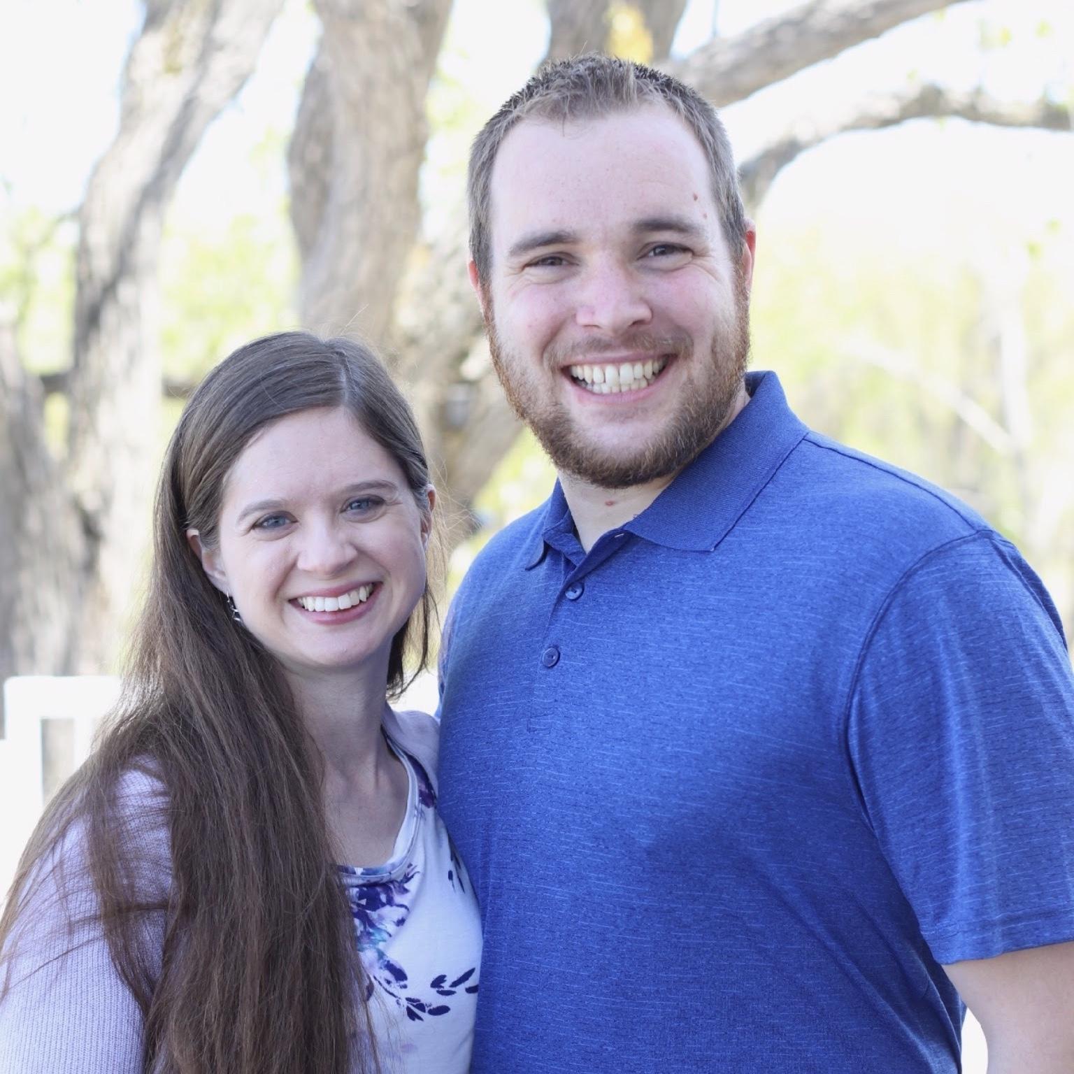 Benjamin & Karis Jorden - Ministry Coordinators